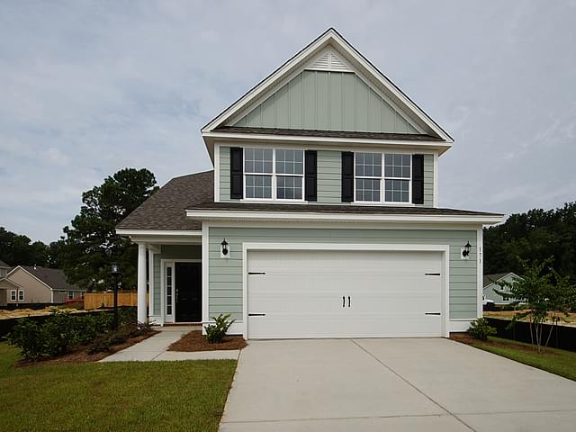 Summerville New Home Photo