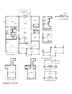 Taylors New Home Edisto Floorplan