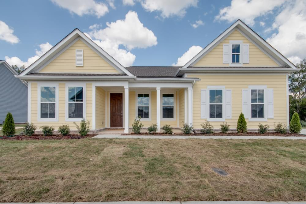 Simpsonville New Home Photo