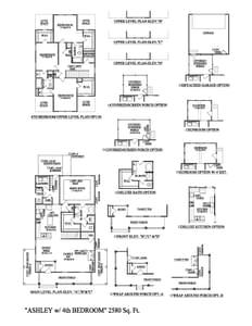 Ashley Extended New Home Floorplan