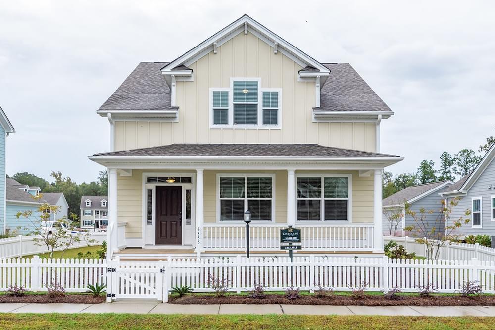Charleston New Home Photo