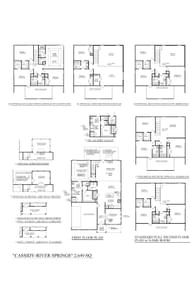 Simpsonville New Home Cassidy Floorplan