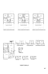 Spring Hill New Home Cassidy Floorplan