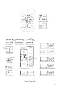 Murfreesboro New Home Lincoln Floorplan