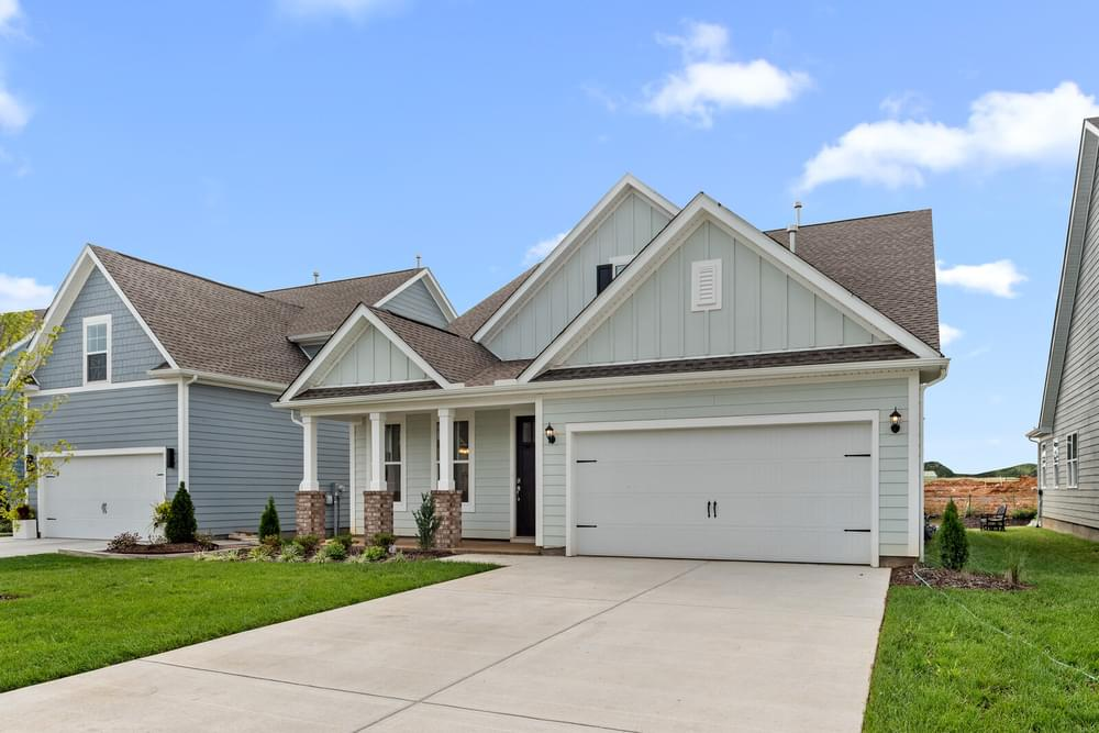 Spring Hill New Home Photo