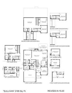 Murfreesboro New Home Sullivan Floorplan