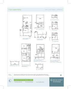 Sawgrass New Home Floorplan