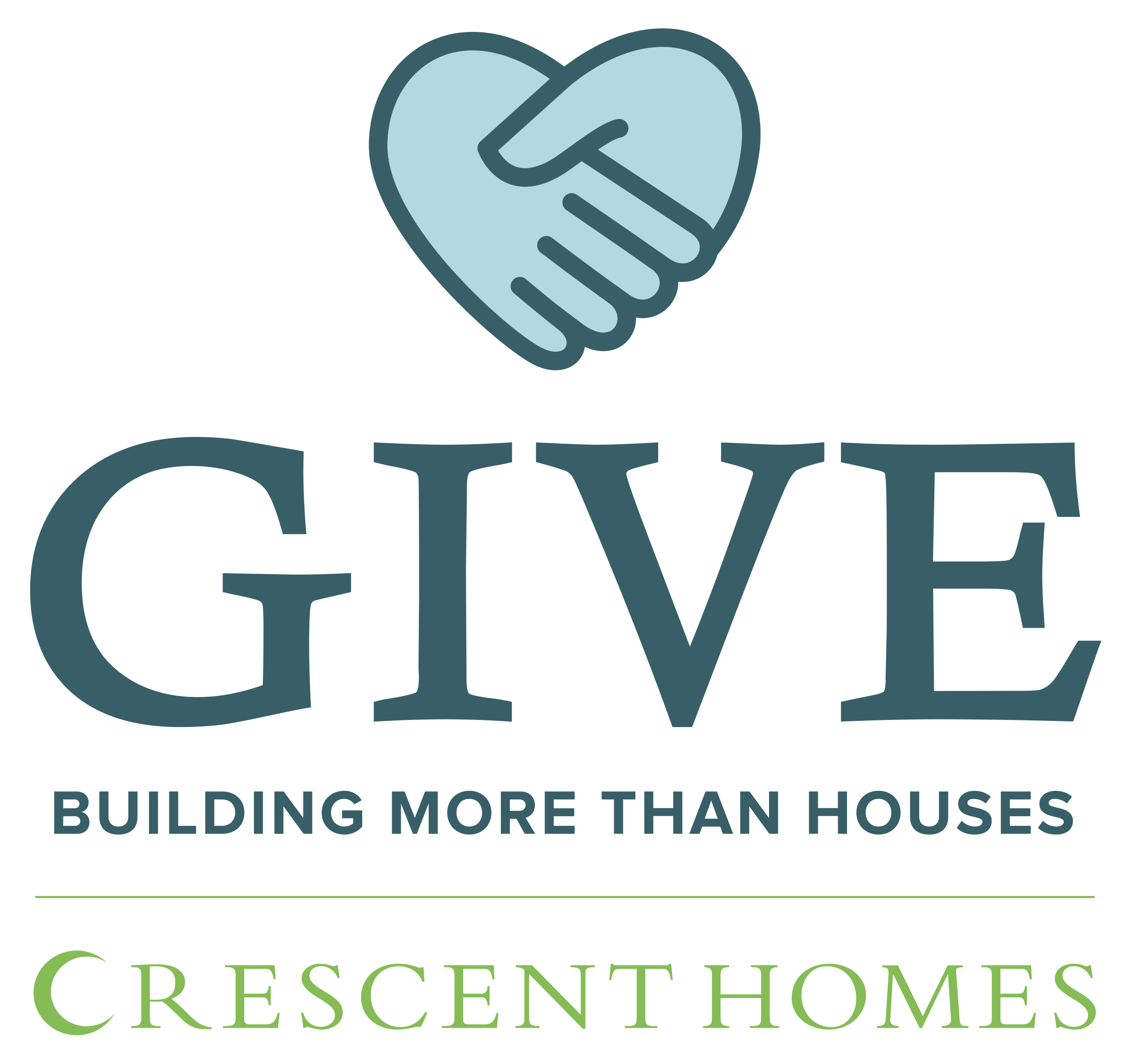Crescent Homes Give