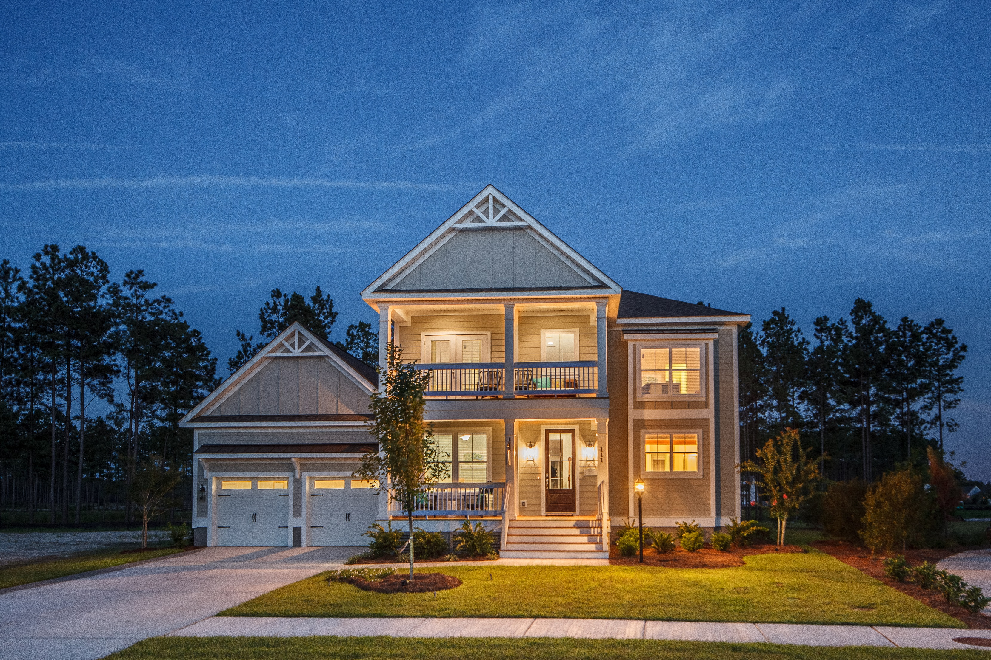 South Carolina New Homes