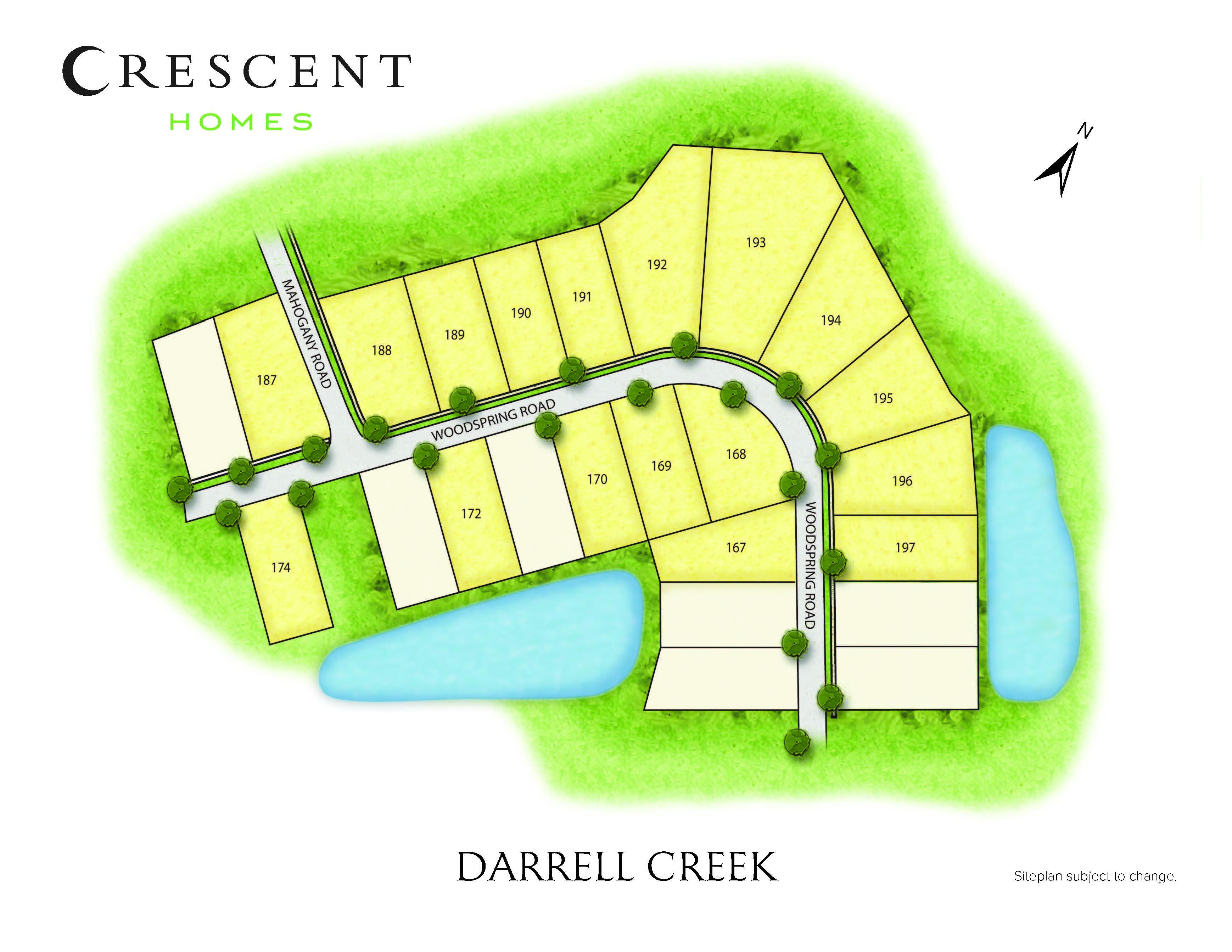 Mt. Pleasant, SC Darrell Creek New Homes