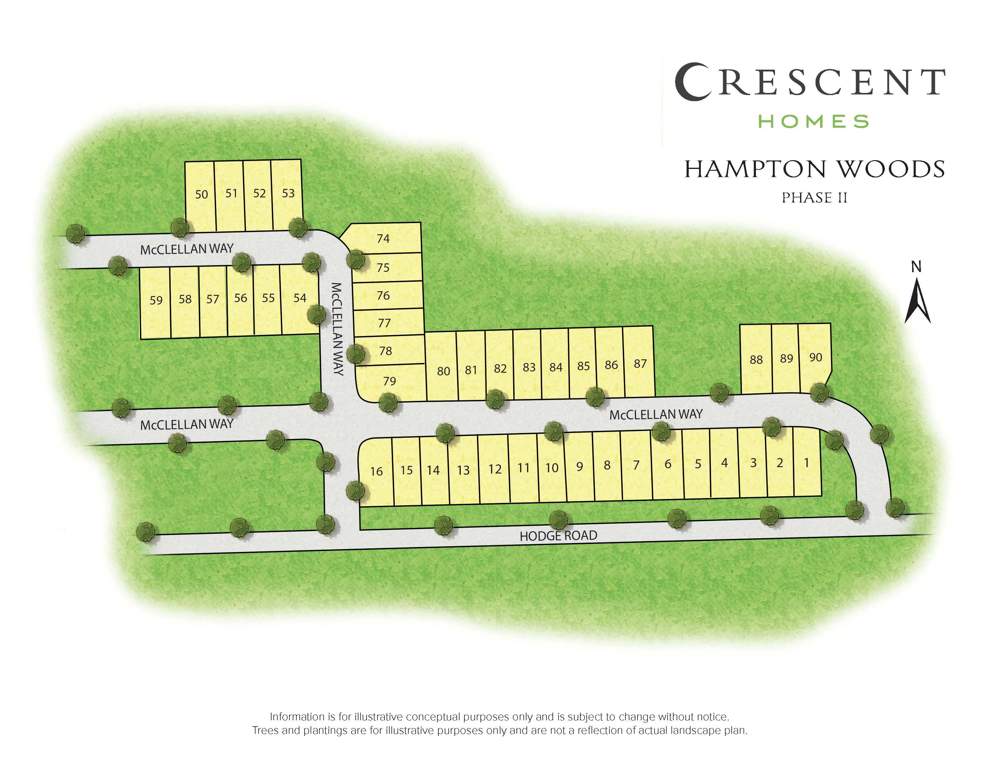 Summerville, SC Hampton Woods New Homes