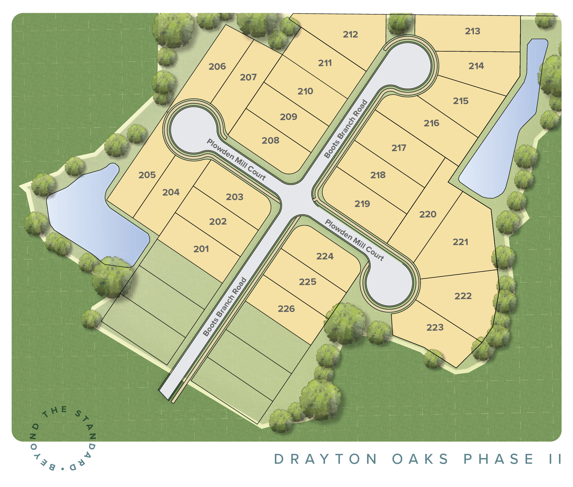 Summerville, SC Drayton Oaks New Homes