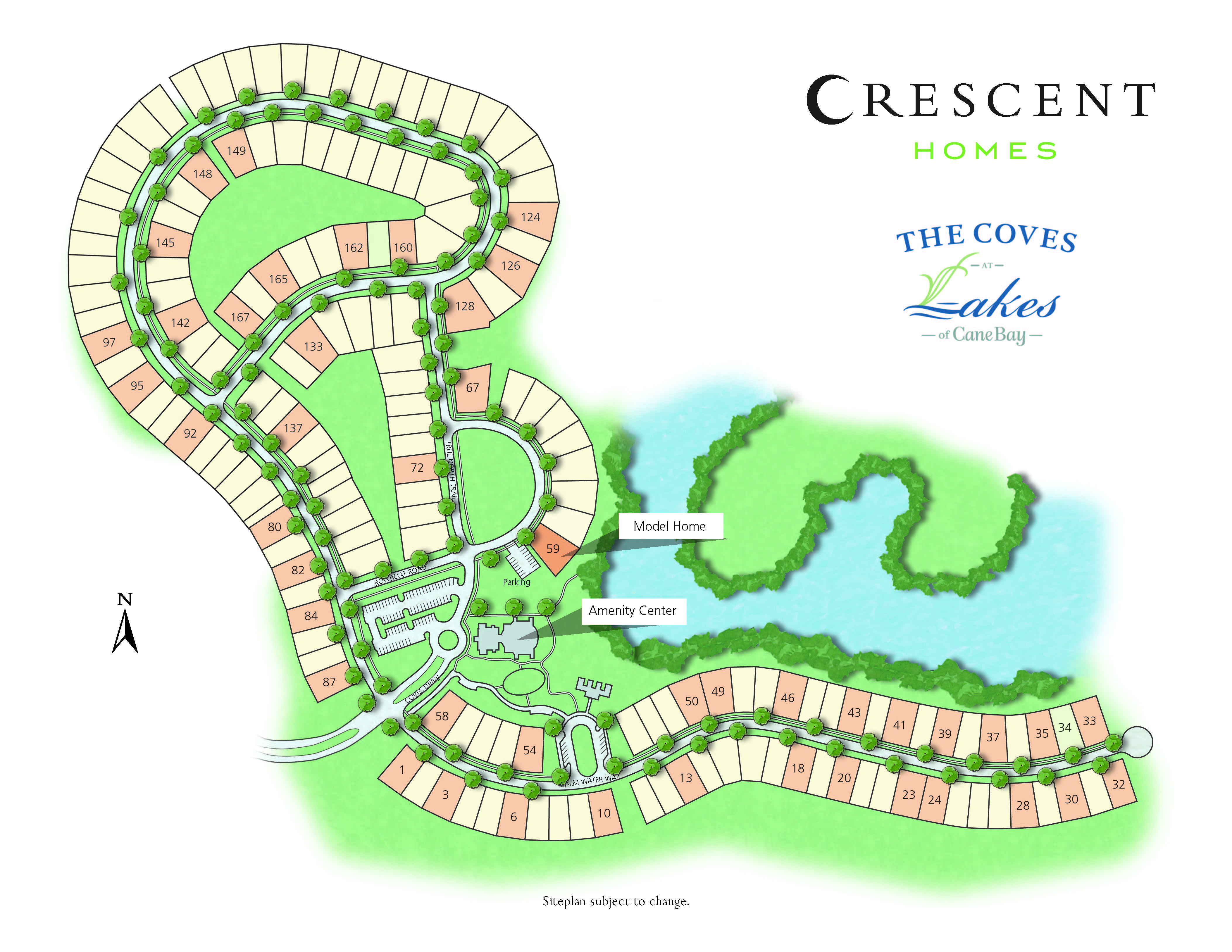 Summerville, SC The Coves at Lakes of Cane Bay New Homes