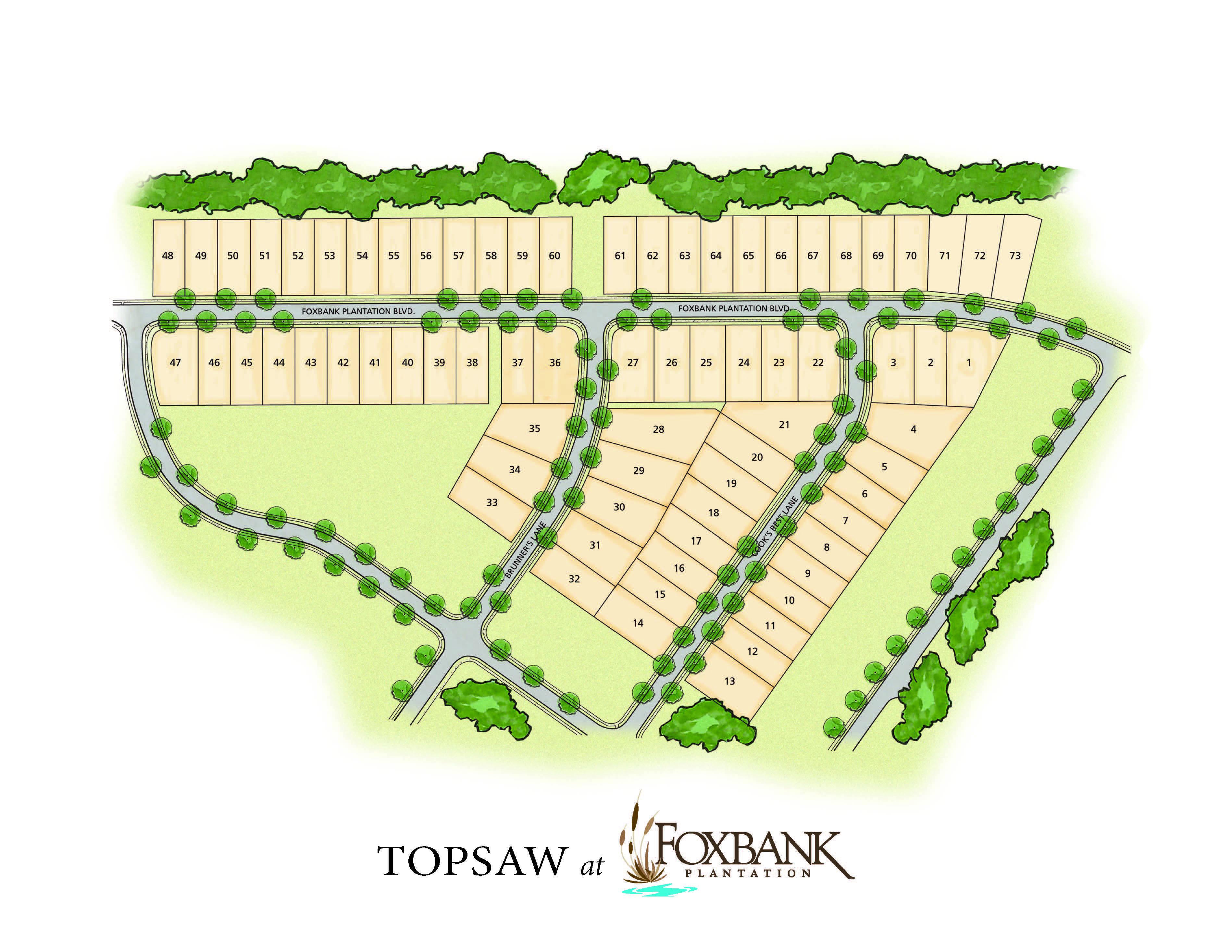 Moncks Corner, SC Foxbank Plantation New Homes