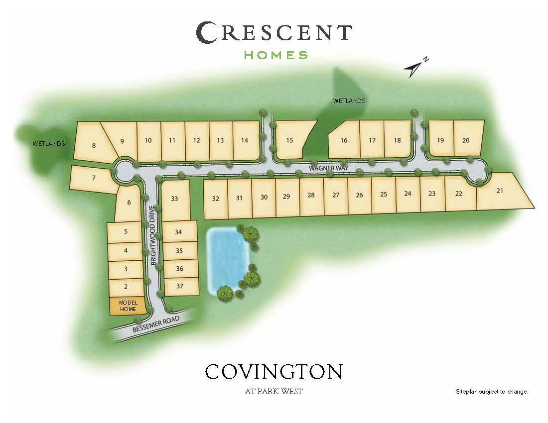 Mount Pleasant, SC Covington at Park West  New Homes