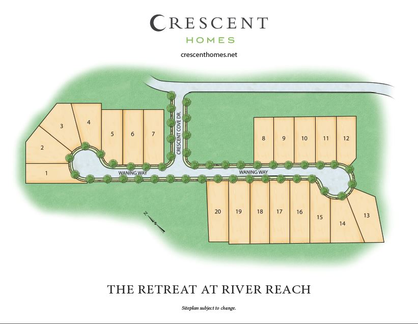 Charleston, SC The Retreat at River Reach New Homes