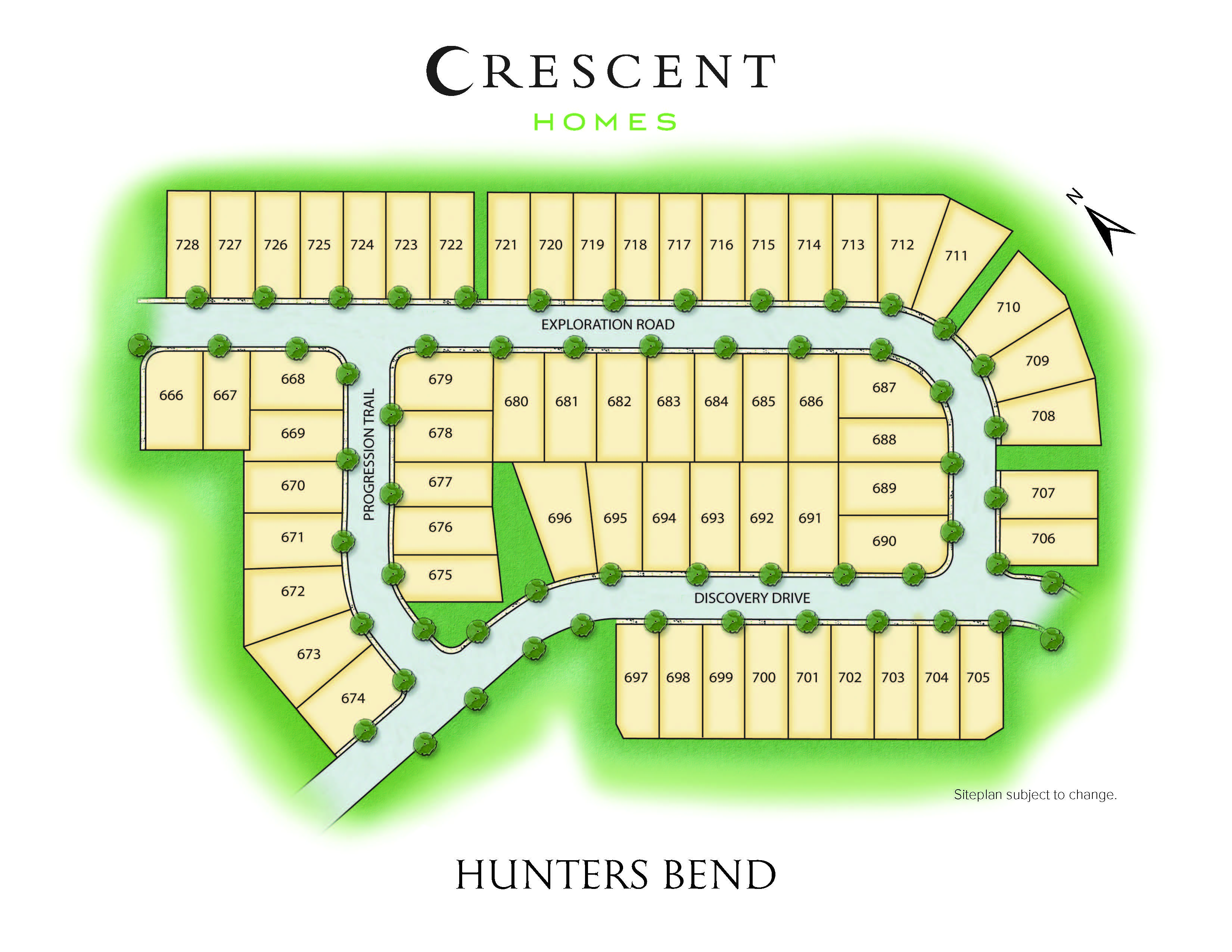 Ladson, SC Hunters Bend New Homes