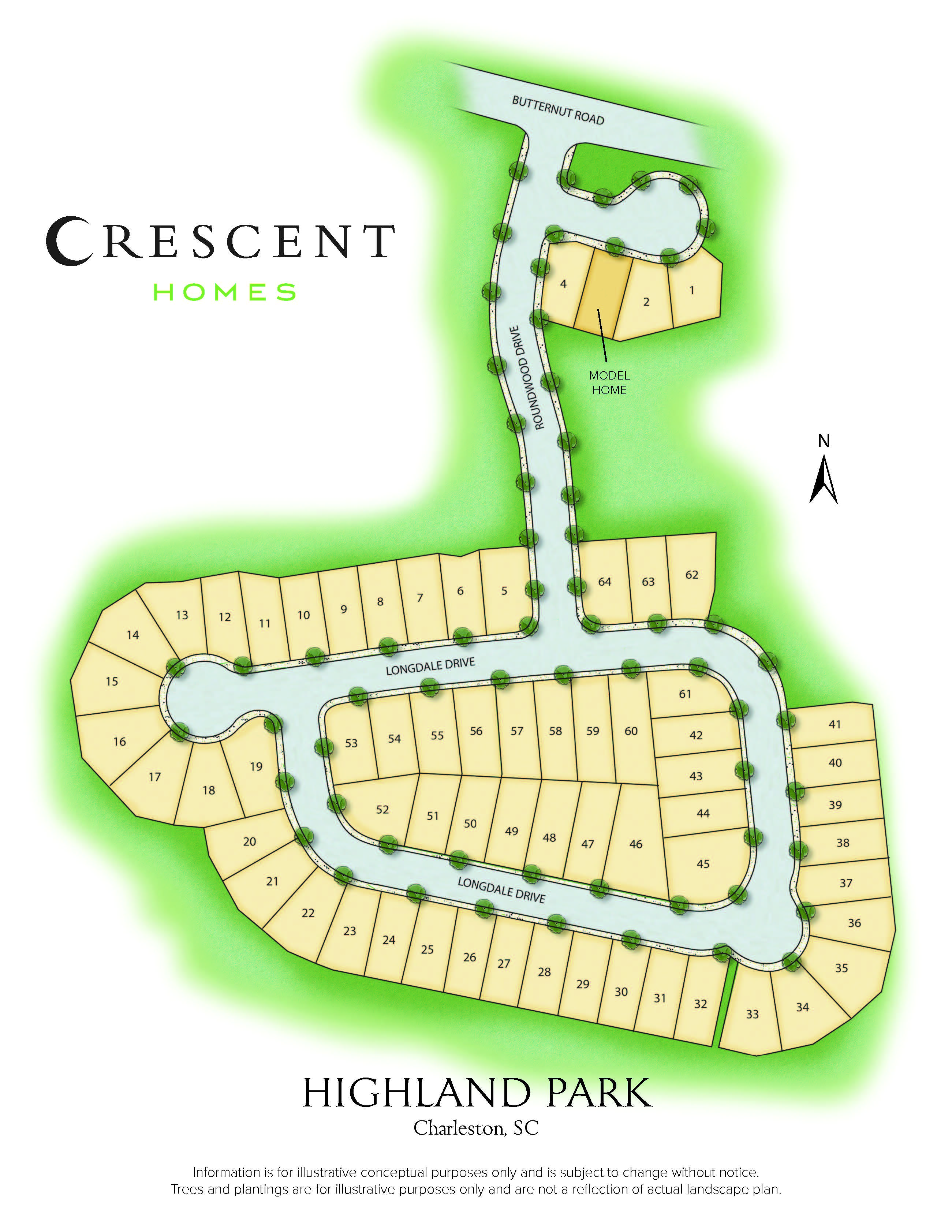 Summerville , SC Highland Park  New Homes
