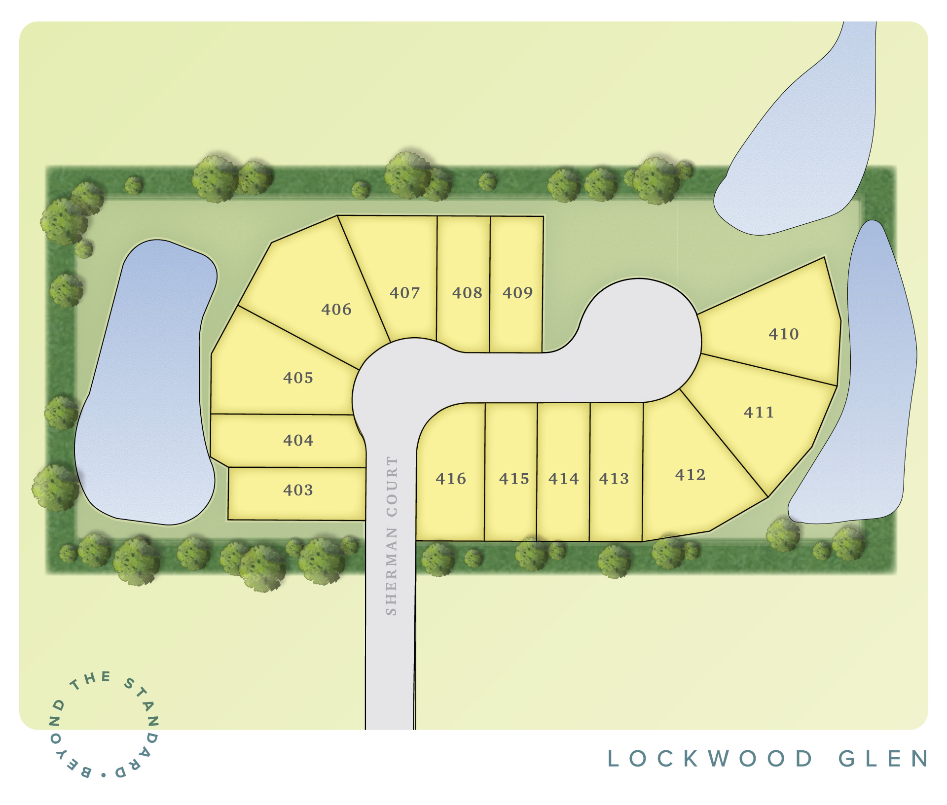 Franklin, TN Lockwood Glen New Homes
