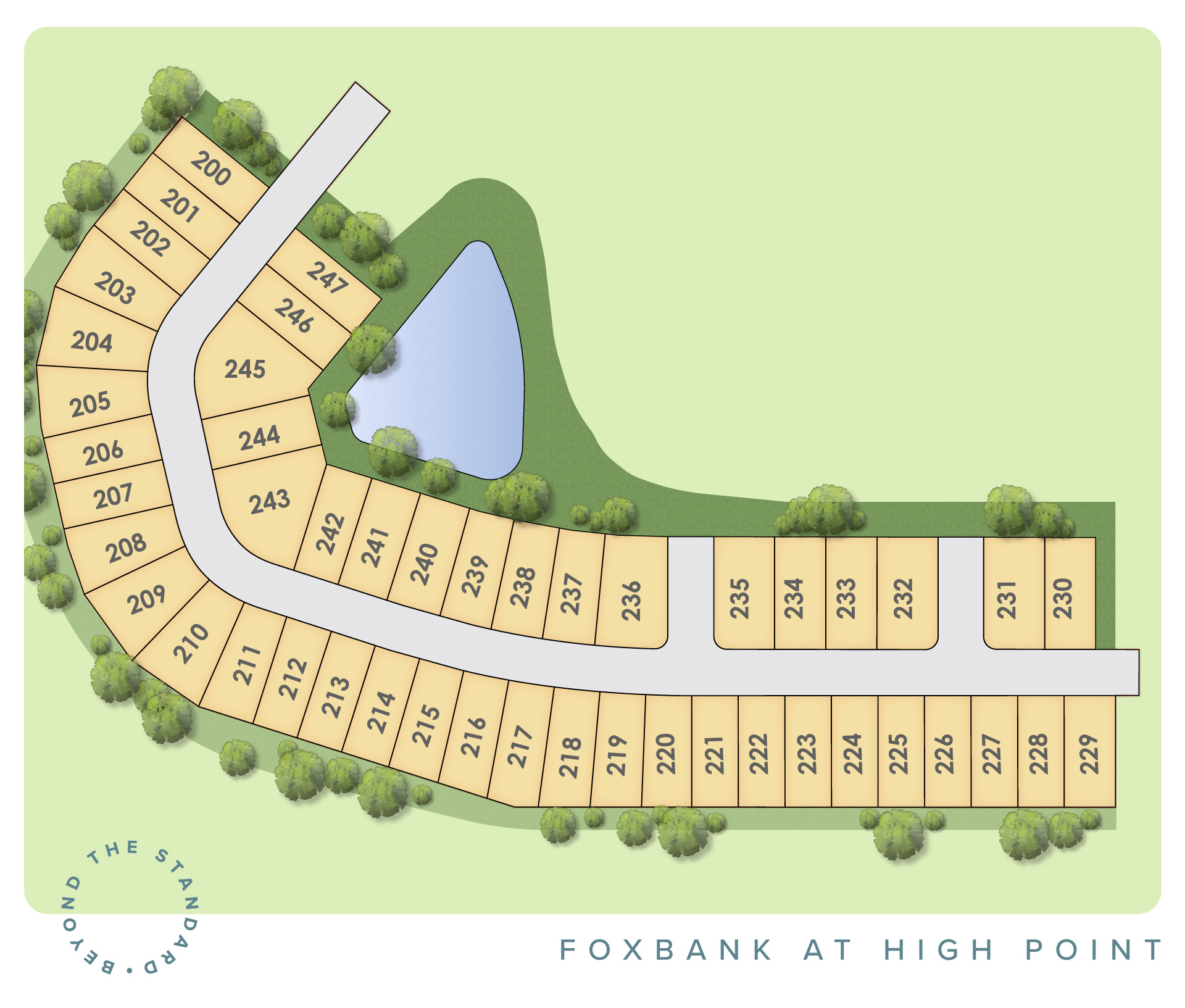 Moncks Corner, SC High Point at Foxbank New Homes