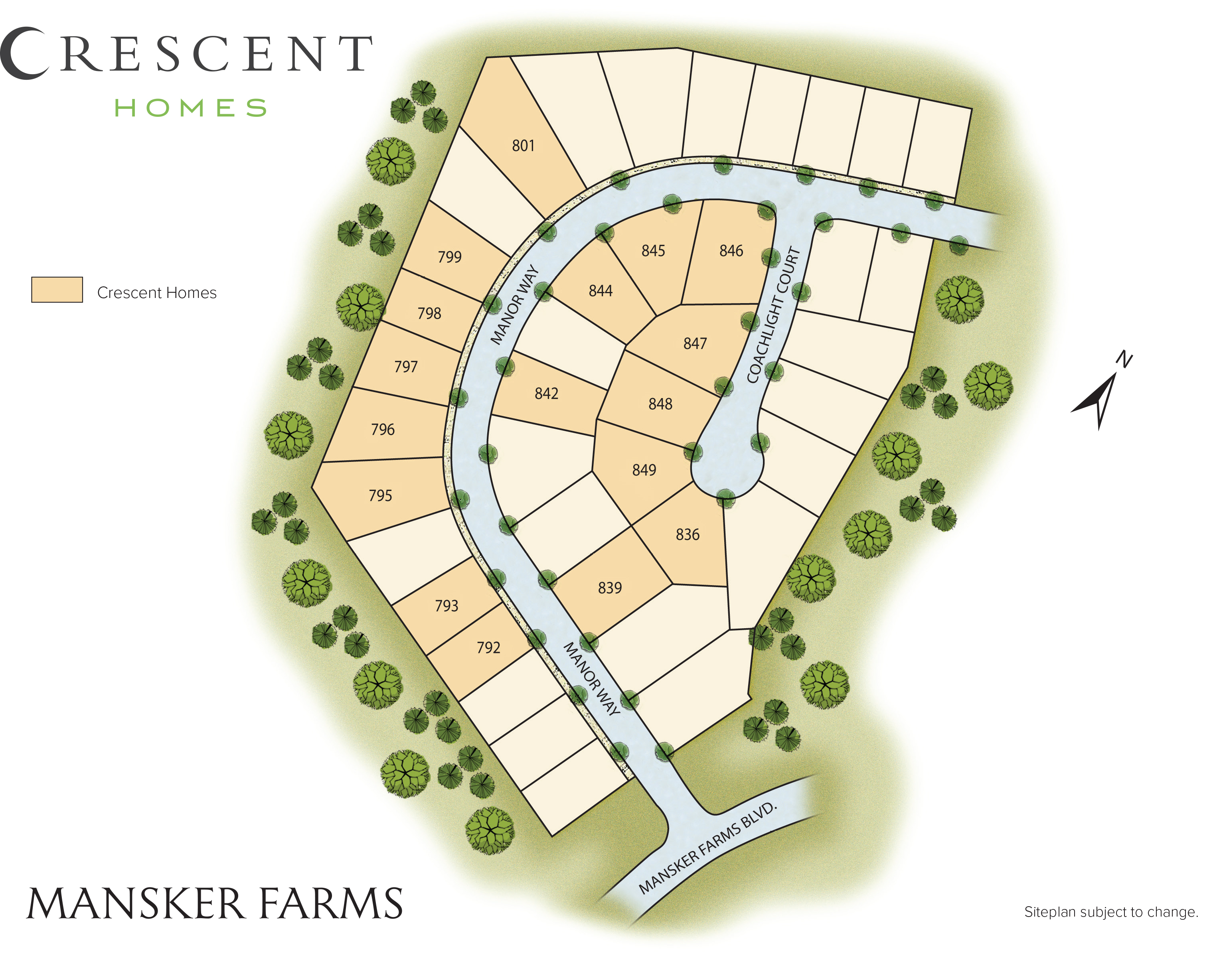Hendersonville, TN Mansker Farms New Homes